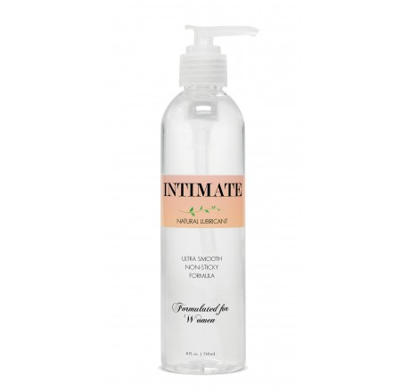 Intimate Natural Lubricant for Women 8oz