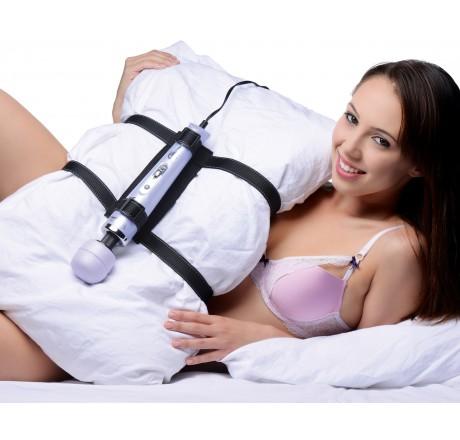 Passion Pillow Universal Wand Harness