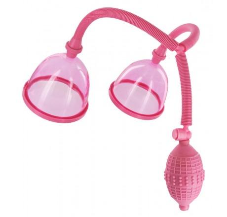 Pink Breast Pumps