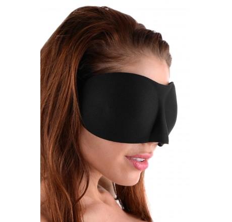 Frisky Deluxe Black Out Blindfold