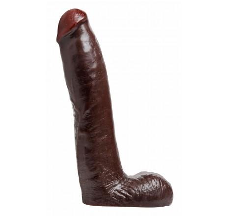 Chocolate Cock 8 Inch Realistic Dildo