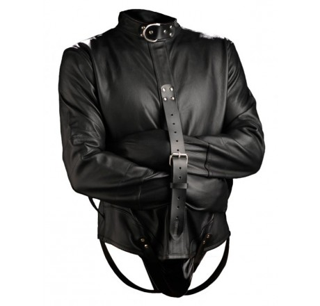Strict Leather Premium Straightjacket- Small