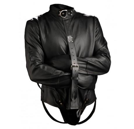 Strict Leather Premium Straightjacket- Large