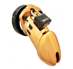 CB6000 Designer Gold Edition Chastity Cage