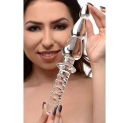 Saber Anal Links Glass Thruster