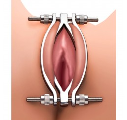 Stainless Steel Adjustable Pussy Clamp