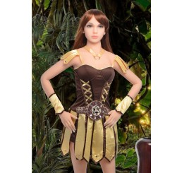 Warrior Princess Fantasy Doll