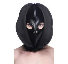 Zip Front Bondage Hood