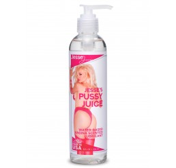Jesses Pussy Juice Vagina Scented Lube- 8 oz