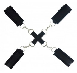 Frisky Stay Put Hog Tie Restraints