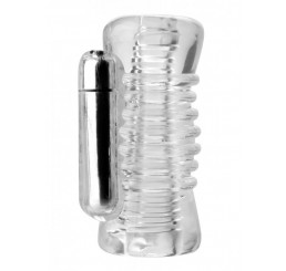 Palm-Tec Vibe Tube Vibrating Stroker