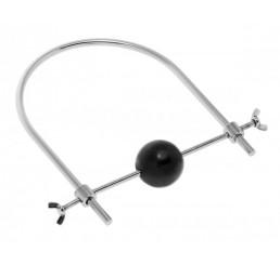 Adjustable Stainless Steel Ball Gag Head Harness