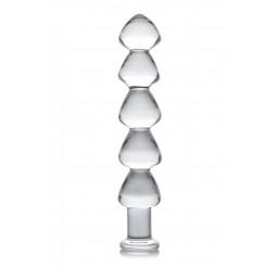 Drops Anal Link Glass Dildo