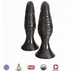 The Pawns Anal Plug - Black