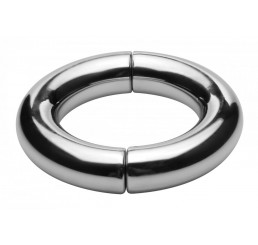 Mega Magnetize Stainless Steel Magnetic Cock Ring