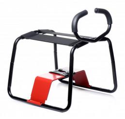 Bangin Bench EZ-Ride Sex Stool with Handles
