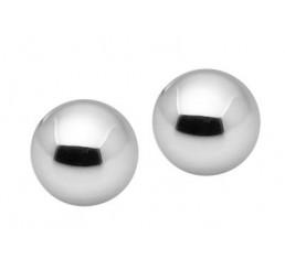 Sirs Silvered Geisha Balls