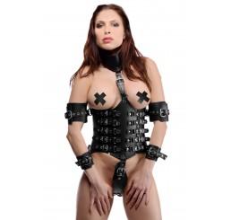 Ultimate Lockdown Female Waist Cincher
