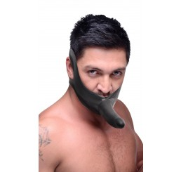 Face Fuk Strap On Mouth Gag