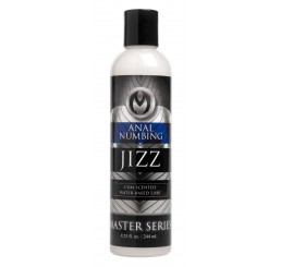 Jizz Cum Scented Desensitizing Lube - 8.5 oz