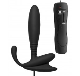 Cobra Vibrating Silicone P-Spot Massager