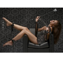 GreyGasms 7 Piece Erotic Bondage Play Kit