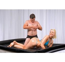 Nuru Couples Body to Body Gel Complete Massage Kit