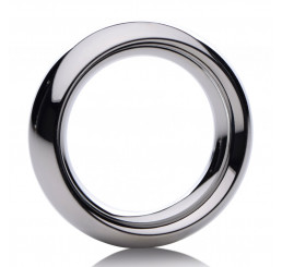 Stainless Steel Cock Ring - 1.5 Inches