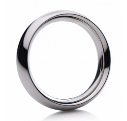 Stainless Steel Cock Ring - 2.25 Inches