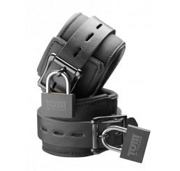 Tom of Finland Neoprene Wrist Cuffs