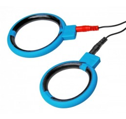 Zeus Bi-Polar Silicone Cock Ring Set