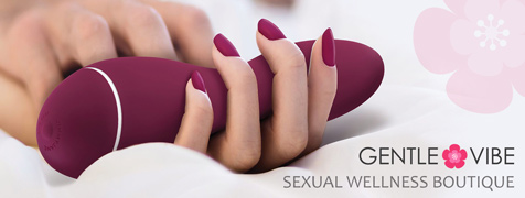 Discover the new dimensions of intimacy with sex toys from GentleVibe.com